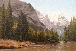 Alberta Mountains